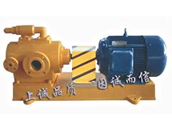 LQ3G型三螺杆保温沥青泵