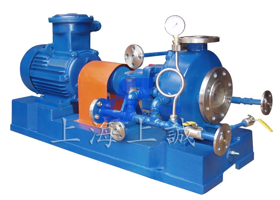 IR保温化工泵