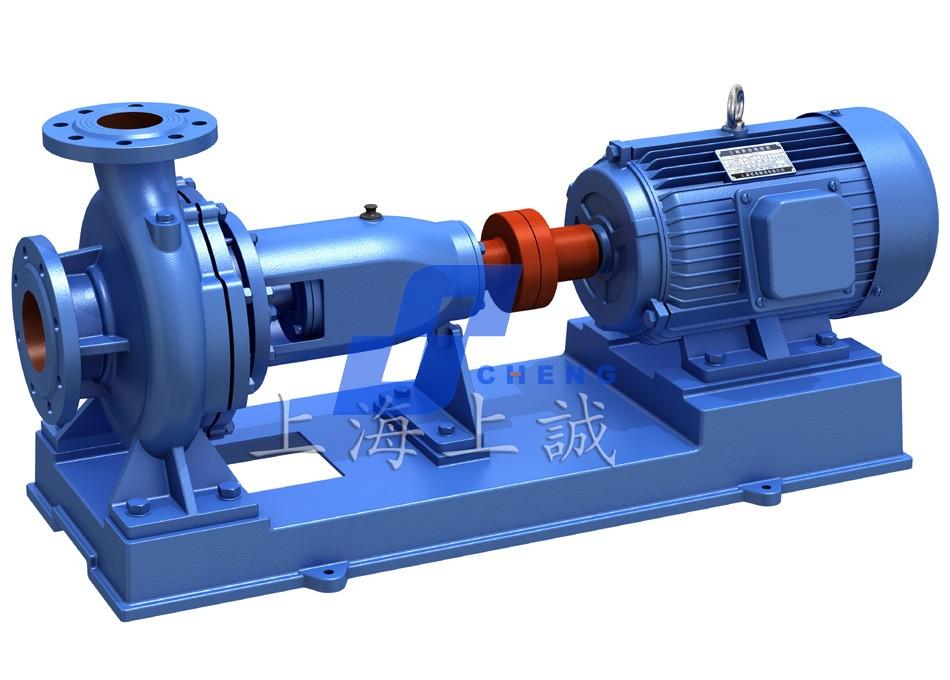 IS、IR型系列单级单吸离心泵