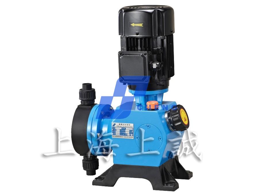 JMX系列隔膜式计量泵