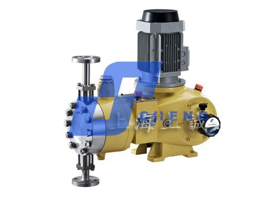 JYZR液压隔膜式计量泵
