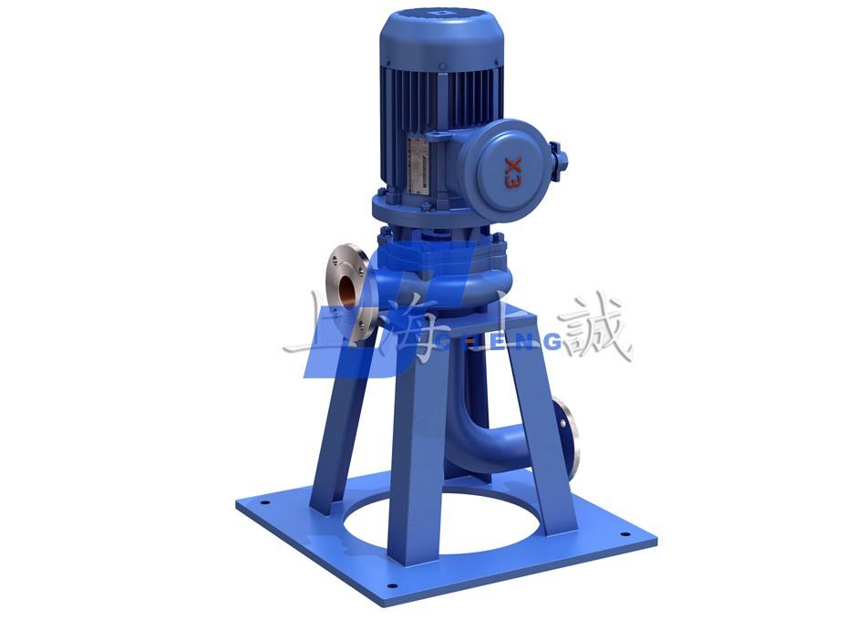 LW直立式高效无堵塞排污泵