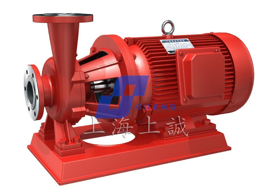 XBD消防恒压切线泵