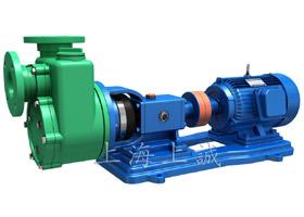 自吸氟塑料泵