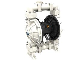 QBX气动隔膜泵