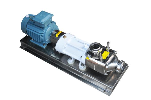 卫生级双螺旋泵