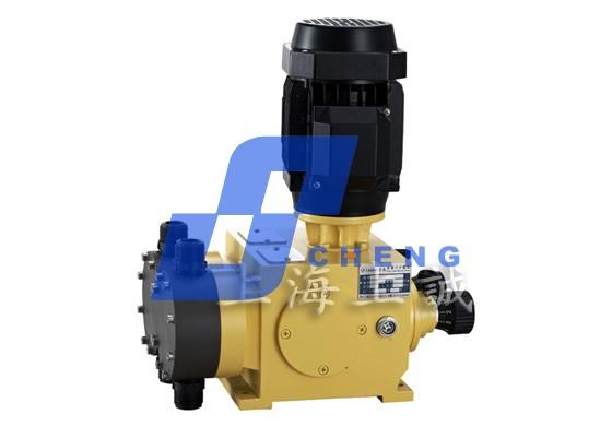 2JMX系列机械隔膜式计量泵