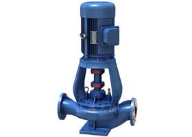 ISGB系列便拆立式管道离心泵
