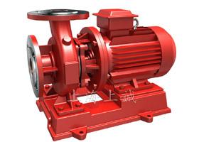 XBD-W型卧式单级单吸消防泵