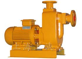 ZWL直联自吸无堵塞排污泵